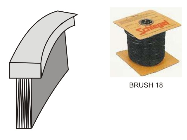 Brush 18 mm
