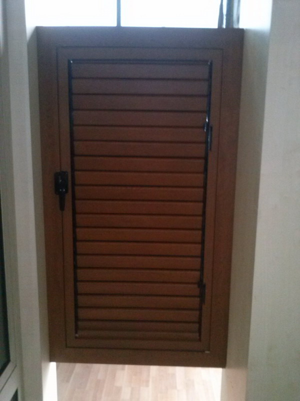 Example 1 Shutters