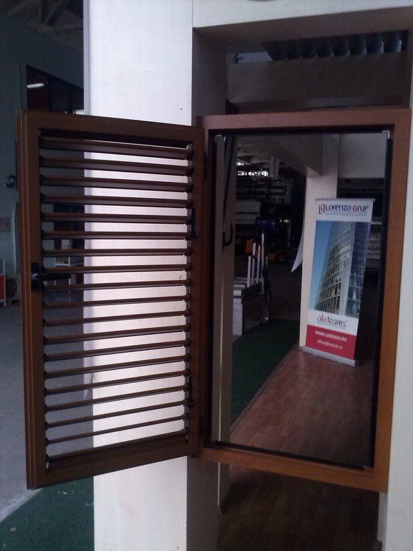 Example 7 Shutters